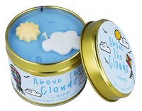 Bomb cosmetics nederland above the clouds tin candle www sajovi nl