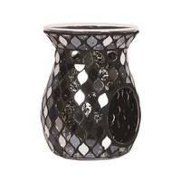 Ar1017 black mirror mosaic oil burner woodbridge www sajovi nl