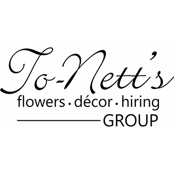 To-Netts Flowers, Decor and Hiring