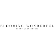 Blooming Wonderful