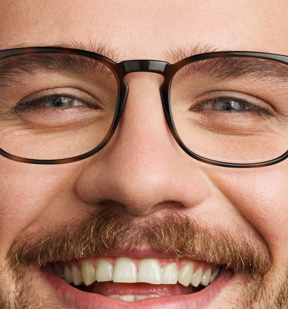 Discover how to get the right glasses to fit your face now at Specsavers