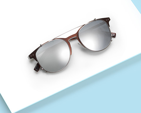 Clip-On Sunglasses | Specsavers IE
