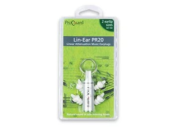 Lin-Ear PR20, Music Earplugs - £14.95