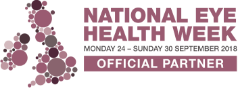 National Eye Health Week Official Partner