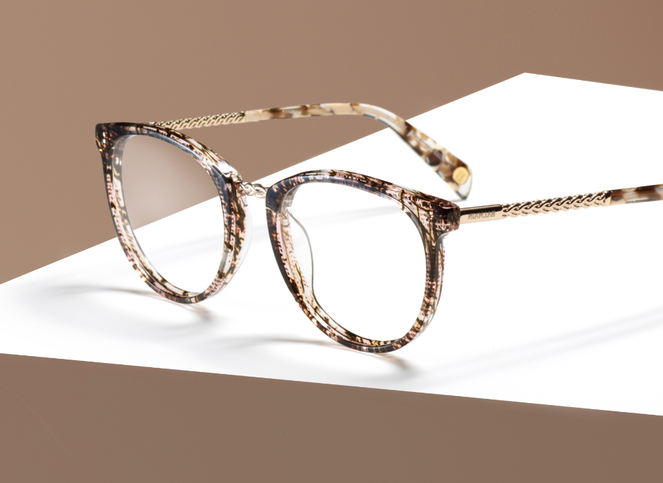 de7a89d3b7a On Trend  Round Glasses