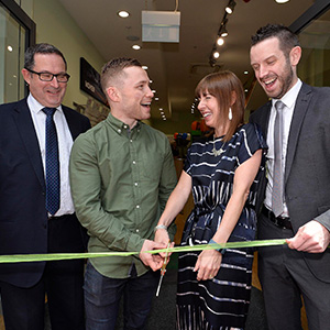 Opened 700th store in Belfast, Northern Ireland