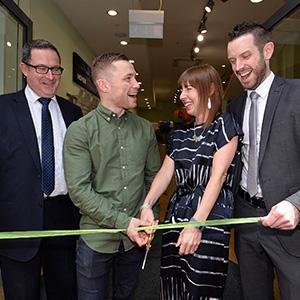 Opened 700th store in Belfast, Northern Ireland