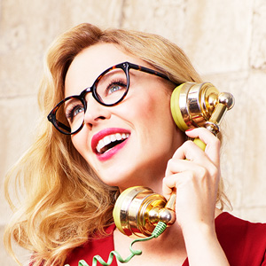 Launched first global celebrity eye wear collection with Kylie Minogue