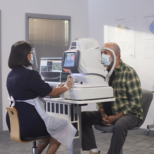Nationwide roll out of Optical Coherence Tomography (OCT) equipment