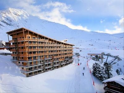 La Source des Arcs: arc-2000-la-source-des-arcs-paradiski-wintersport-interlodge