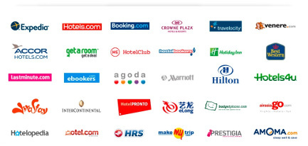 Search in 1000+ booking and hotel sites to find the best price for your hotel.