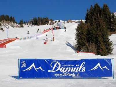 Damüls-Mellau: damuels-piste-wintersport-interlodge