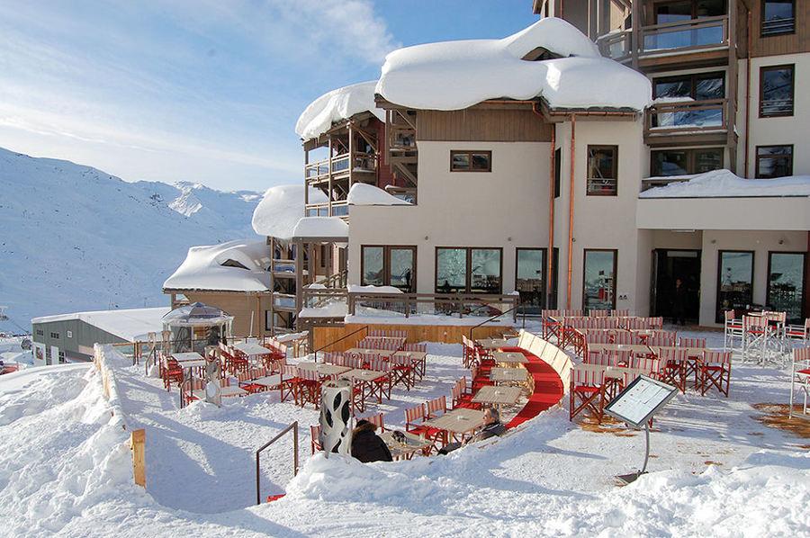 Hotel le hameau du kashmir montagnettes interlodge wintersport