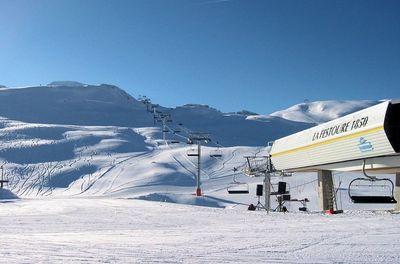Superdévoluy: CABINE SUPERDEVOLUY DEVOLUY WINTERSPORT FRANKRIJK SKI SNOWBOARD RAQUETTES  SCHNEESCHUHLAUFEN LANGLAUFEN WANDELEN INTERLODGE