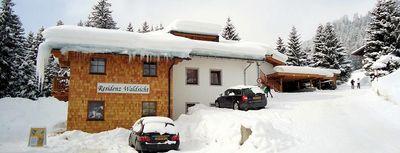 Residenz Waldsicht: BUITENKANT RESIDENZ WALDSICHT KONIGSLEITEN ZILLERTAL ARENA WINTERSPORT OOSTENRIJK SKI SNOWBOARD RAQUETTES SCHNEESCHUHLAUFEN LANGLAUFEN WANDELEN INTERLODGE