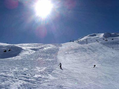 Livigno: LIVIGNO PISTE WINTERSPORT ITALIE SKI SNOWBOARD RAQUETTES SCHNEESCHUHLAUFEN LANGLAUFEN WANDELEN INTERLODGE