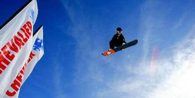 Serre Chevalier: BRIANCON BOARDER SERRE CHEVALIER WINTERSPORT FRANKRIJK SKI SNOWBOARD RAQUETTES SCHNEESCHUHLAUFEN LANGLAUFEN WANDELEN INTERLODGE