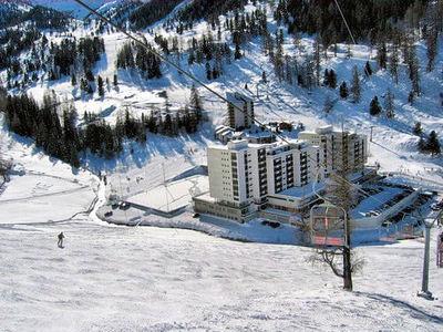 Siviez: LES QUATRE VALLEES SIVIEZ RESIDENCE ROSABLANCHE ZWITSERLAND WINTERSPORT SKI SNOWBOARD RAQUETTE SCHNEESCHUHLAUFEN LANGLAUFEN WANDELEN INTERLODGE