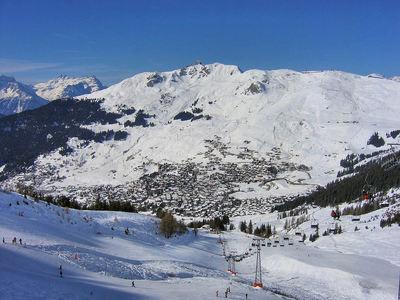 Verbier: DORP VERBIER LES QUATRE VALLEES ZWITSERLAND WINTERSPORT SKI SNOWBOARD RAQUETTE SCHNEESCHUHLAUFEN LANGLAUFEN WANDELEN INTERLODGE