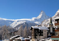 Appartementen Zermatt