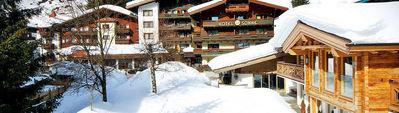 Vital Hotel Sonne: AANZICHT VITAL HOTEL SONNE INTERLODGE