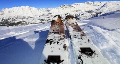 Dévoluy: DE‰VOLUY SKIGEBIED FRANKRIJK WINTERSPORT SKI SNOWBOARD RAQUETTE SCHNEESCHUHLAUFEN LANGLAUFEN WANDELEN INTERLODGE