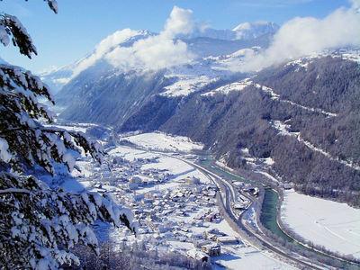 Ried im Oberinntal: RIED IM OBERINNTAL OOSTENRIJK WINTERSPORT SKI SNOWBOARD RAQUETTES SCHNEESCHUHLAUFEN LANGLAUFEN WANDELEN INTERLODGE
