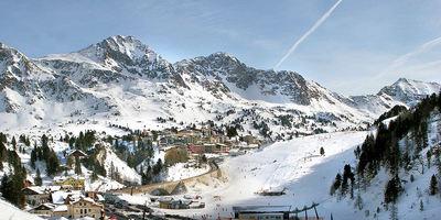 Obertauern: BERGDORP OBERTAUERN WINTERSPORT OOSTENRIJK SKI SNOWBOARD RAQUETTE SCHNEESCHUHLAUFEN LANGLAUFEN WANDELEN INTERLODGE