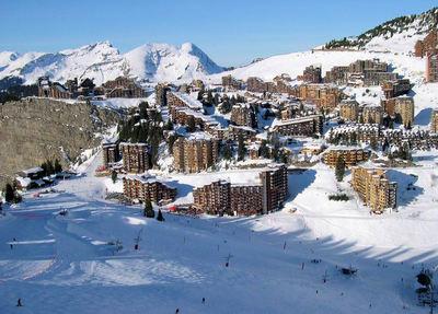 Avoriaz: AVORIAZ LES PORTES DU SOLEIL WINTERSPORT FRANKRIJK SKI SNOWBOARD RAQUETTES SCHNEESCHUHLAUFEN LANGLAUFEN WANDELEN INTERLODGE