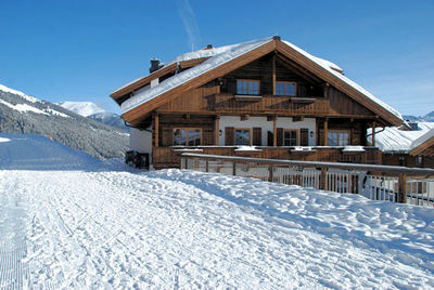 Residenz Königsleiten: BUITENKANT RESIDENZ KONIGSLEITEN ZILLERTAL ARENA WINTERSPORT OOSTENRIJK SKI SNOWBOARD RAQUETTES SCHNEESCHUHLAUFEN LANGLAUFEN WANDELEN INTERLODGE