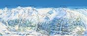 Val Cenis Vanoise : PISTEKAART VAL CENIS WINTERSPORT FRANKRIJK INTERLODGE