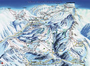 Villars: VILLARS PISTEMAP WINTERSPORT ZWITSERLAND INTERLODGE
