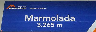 Malga Ciapela: MARMOLADA PUNTA ROCCA DOLOMITI SUPER SKI WINTERSPORT ITALIE SKI SNOWBOARD RAQUETTES SCHNEESCHUHLAUFEN LANGLAUFEN WANDELEN INTERLODGE