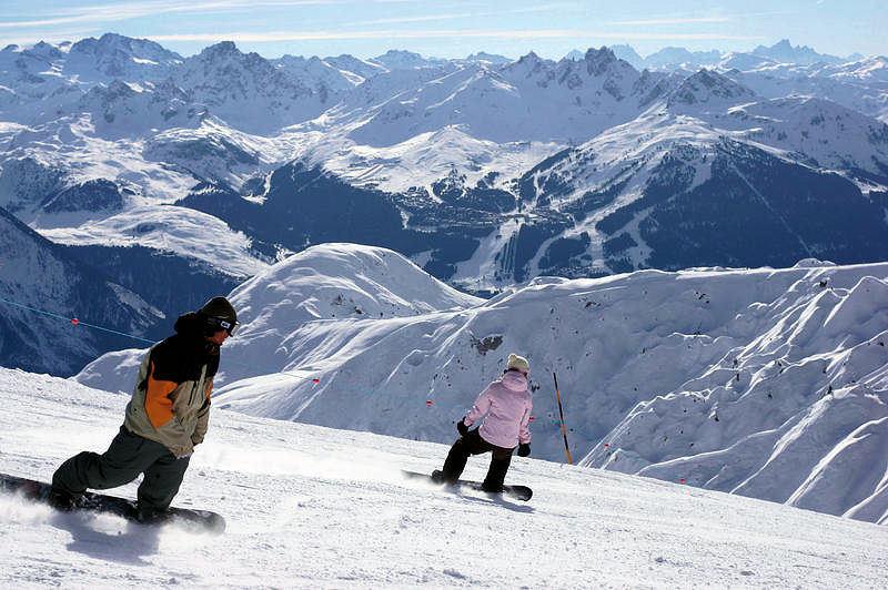 Paradiski interlodge wintersport - Office du tourisme la plagne montalbert ...