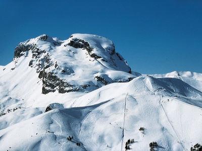 Espace Lumière: BERGTOP VAL D ALLOS ESPACE LUMIERE FRANKRIJK WINTERSPORT SKI SNOWBOARD RAQUETTE SCHNEESCHUHLAUFEN LANGLAUFEN WANDELEN INTERLODGE