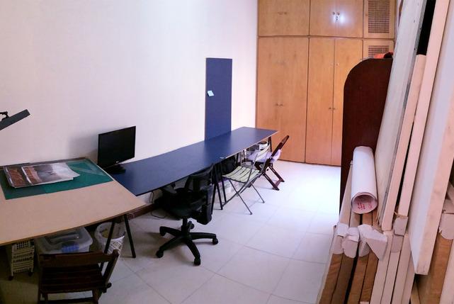 Atelier 1 carousel