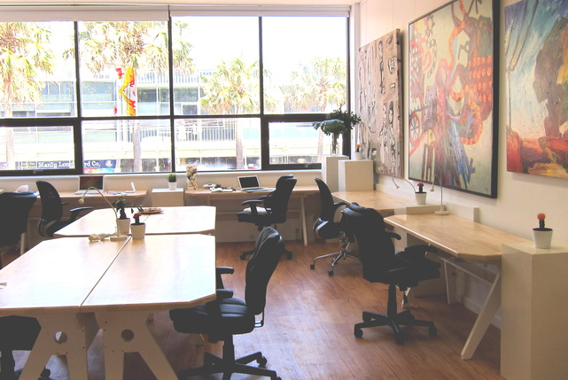Coworking Space Manly 2 Carousel