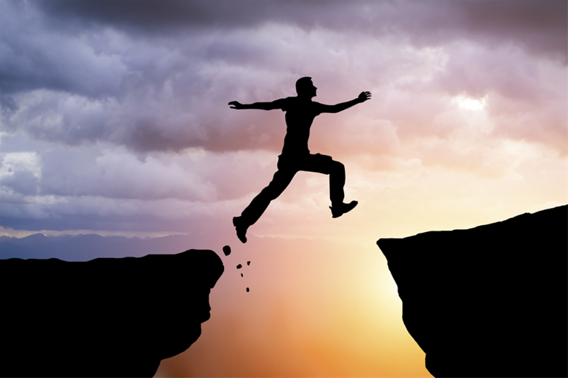 Take More Risks in the Workplace