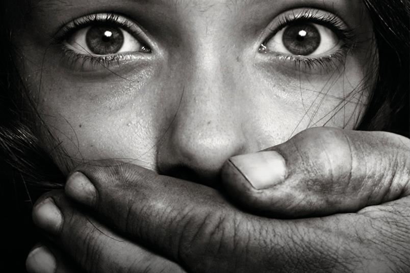 Be Seen, Be Heard Abolishing Modern Slavery