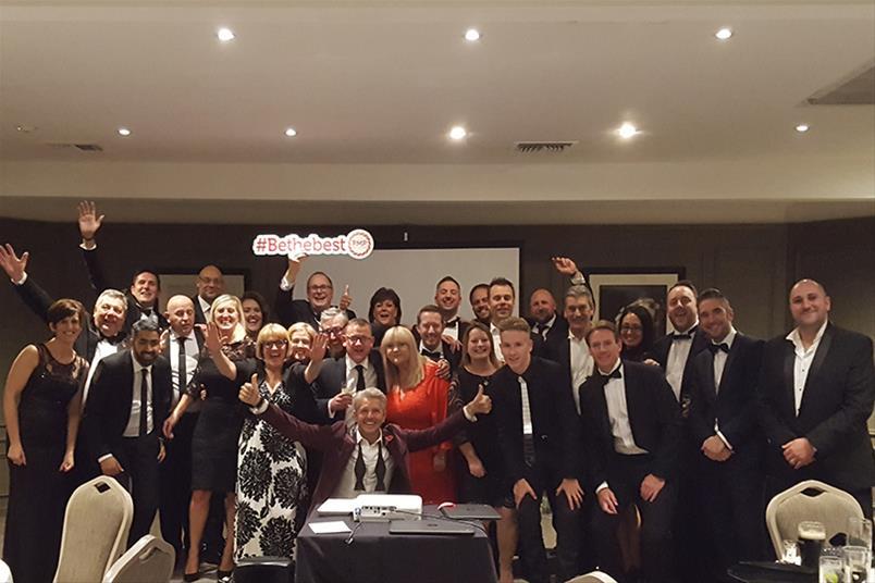 Business Leader Awards 2017