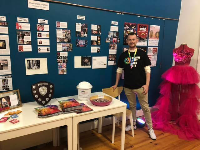 Michael O'Donell 2019<br /> Culture Night Gay Project