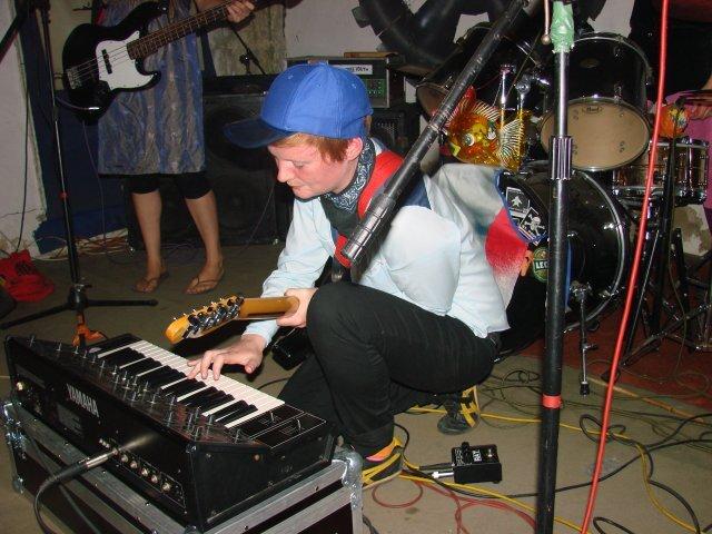 Cara Holmes 2008