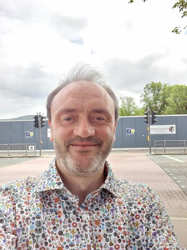 Richard O'Leary 2020