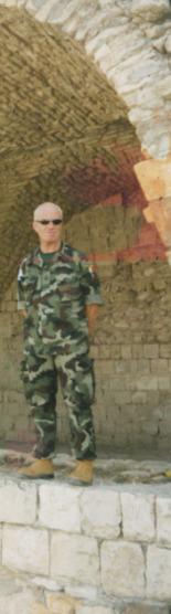 Will Kennedy 1992 Lebanon