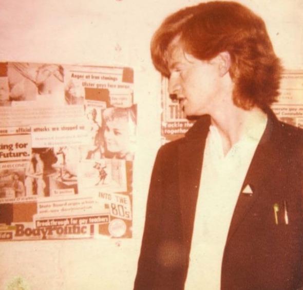 Ger Philpott 1980<br />