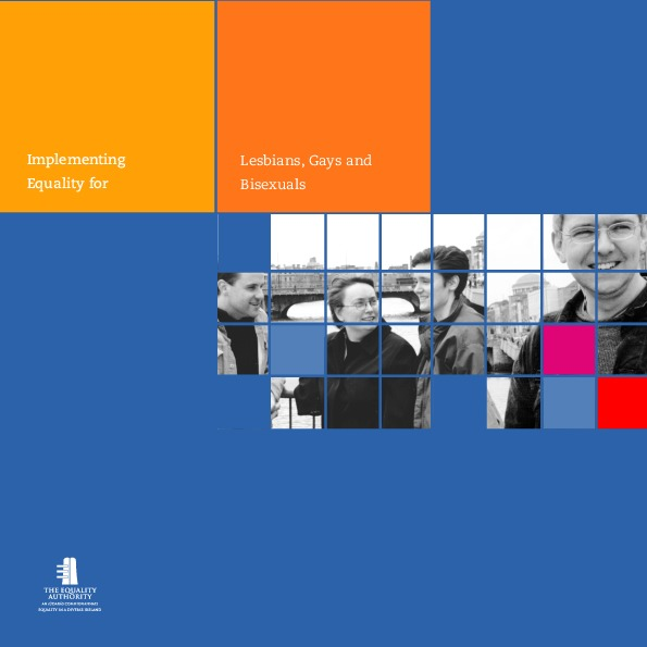 Implementing Equality for Lesbians, Gays and Bisexuals<br />