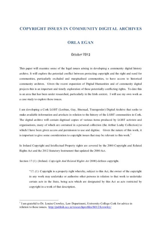 Orla Egan Copyright and Community Digital Archives.pdf