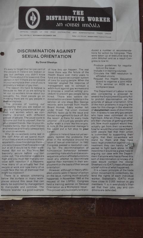 Donal Sheehan 1986 Article in Distributive Worker.jpg