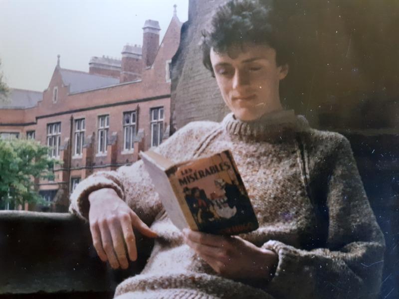 Richard O'Leary 1987
