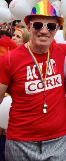 Will Kennedy Dublin Pride 2019